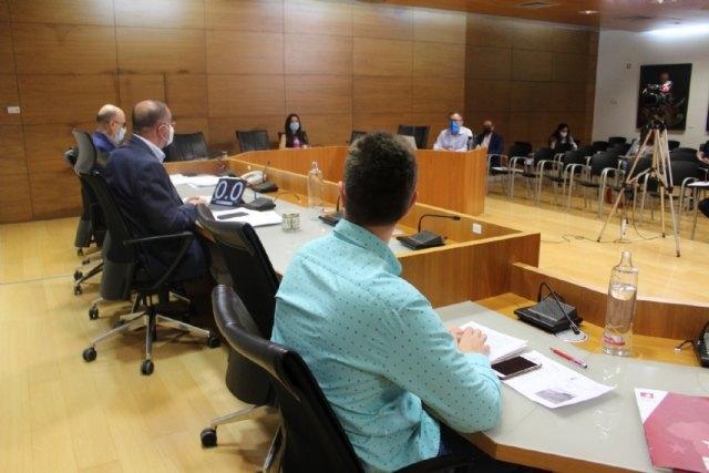 El Pleno debate mañana un total de 16 propuestas, entre las que destaca el estudio de viabilidad para la concesión de los servicios de la residencia La Purísima - 1, Foto 1