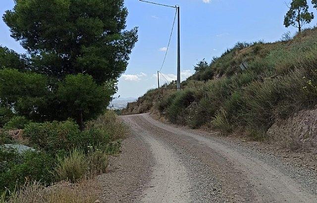 [Se acondiciona el camino de los Jaboneros en Mortí Alto