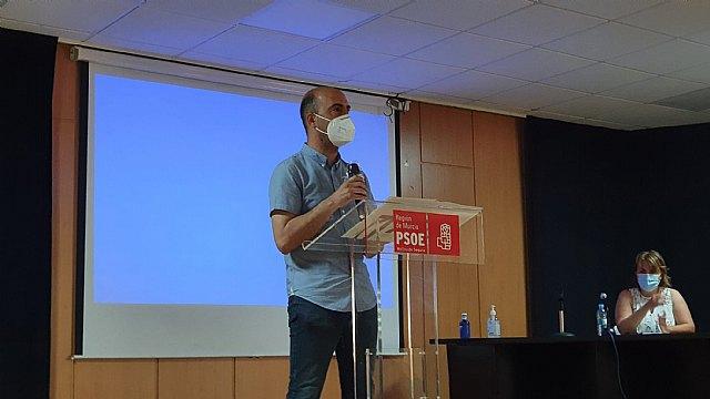 Eliseo García Cantó elegido nuevo secretario general del PSOE en Molina de Segura - 1, Foto 1