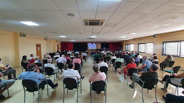 Eliseo García Cantó elegido nuevo secretario general del PSOE en Molina de Segura - 3, Foto 3