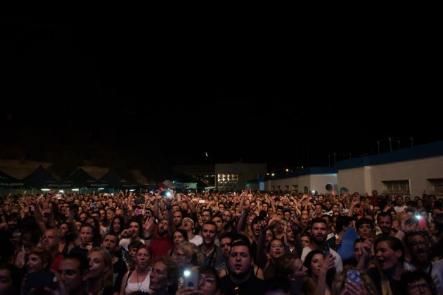 Más de 4.000 personas disfrutan de el muelle music festival en puerto de Mazarrón - 2, Foto 2