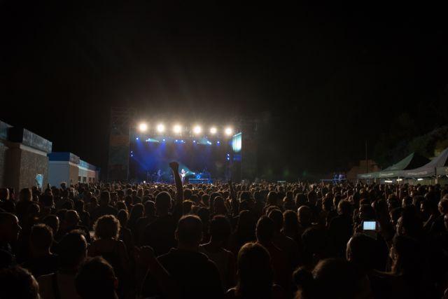 Más de 4.000 personas disfrutan de el muelle music festival en puerto de Mazarrón - 3, Foto 3