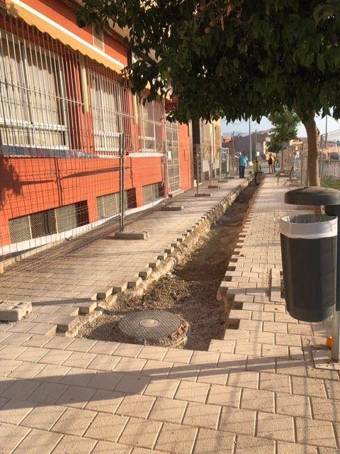 Finalizan las obras de instalación de un tramo de red de alcantarillado entre la avenida Juan Carlos I y la calle Ramón y Cajal - 4, Foto 4