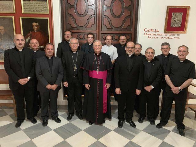 Mons. Lorca renueva a sus vicarios y nombra a Manuel Guillén al frente de la Suburbana I - 1, Foto 1