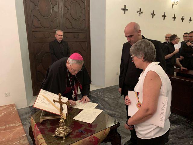 Mons. Lorca renueva a sus vicarios y nombra a Manuel Guillén al frente de la Suburbana I - 2, Foto 2