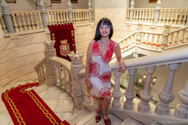 La voz de María de Medeiros regresa a Cartagena con La Mar de Músicas - 1, Foto 1