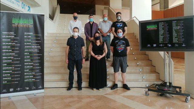 La música volverá en septiembre con 29 actuaciones de bandas murcianas con ´FrecuenciaRM´ - 1, Foto 1