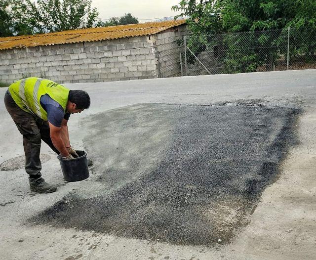 Comienzan las obras para la renovación y mejora de las calles de Las Torres de Cotillas - 1, Foto 1