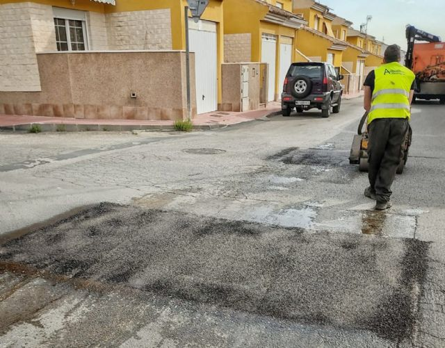 Comienzan las obras para la renovación y mejora de las calles de Las Torres de Cotillas - 4, Foto 4