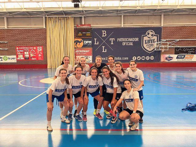 La Boca Te Lía Futsal Alcantarilla se jugará este sábado a un solo partido su salto a la Primera División femenina - 1, Foto 1