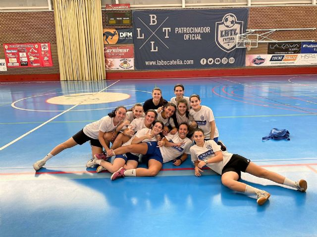 La Boca Te Lía Futsal Alcantarilla se jugará este sábado a un solo partido su salto a la Primera División femenina - 2, Foto 2