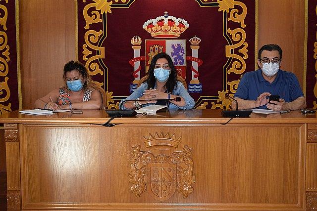 Se constituye un Comité Municipal de Salud para informar del COVID-19 y tomar medidas de prevención en el municipio - 1, Foto 1
