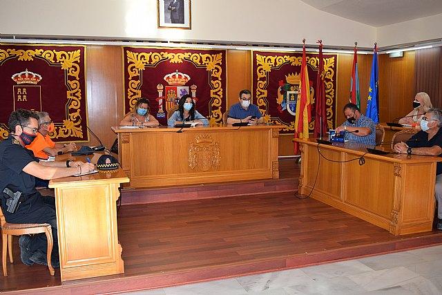 Se constituye un Comité Municipal de Salud para informar del COVID-19 y tomar medidas de prevención en el municipio - 2, Foto 2