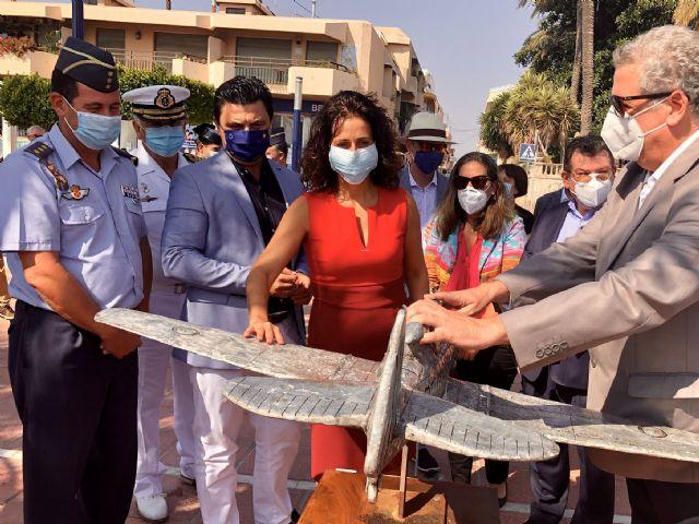 La Comunidad potencia el turismo aeronáutico de San Javier con un Plan de dinamización - 1, Foto 1