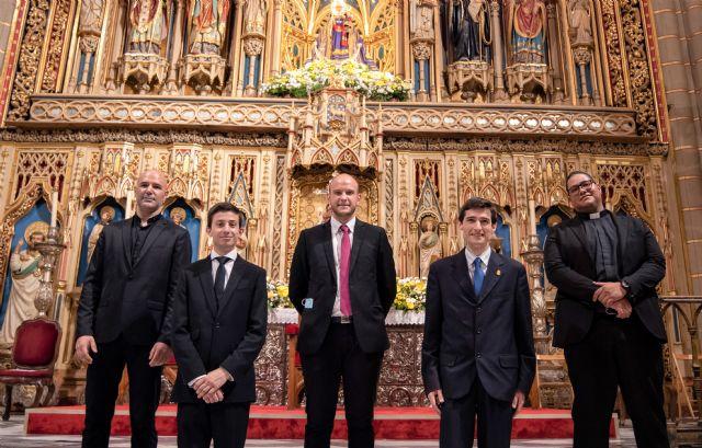 Cinco seminaristas recibirán mañana el diaconado - 1, Foto 1