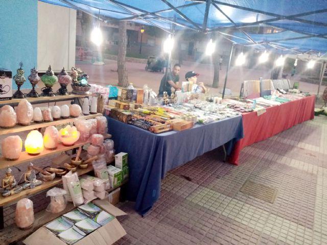 Mercado artesano en Los Alcazares, en el Paseo de la Caleta - 4, Foto 4