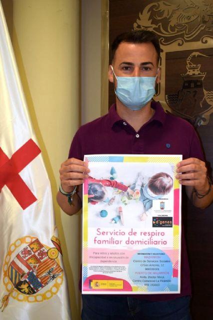 Política Social pone en marcha un servicio de respiro familiar junto a D'genes - 1, Foto 1