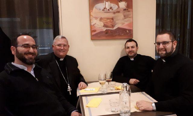 El servicio del sacerdote a la Iglesia desde el estudio y la formación - 1, Foto 1