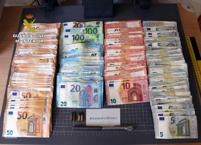 La Guardia Civil culmina una macro-operación antidroga con 71 detenidos en la comarca murciana de la Vega Alta del Segura - 4, Foto 4