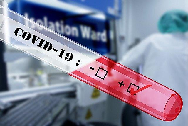 [Totana suma 12 nuevos casos de COVID en las últimas 24 horas