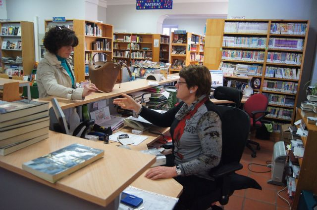 "Next Monday, August 27, the Municipal Library ""Mateo García"" will return to service, resuming its activity"