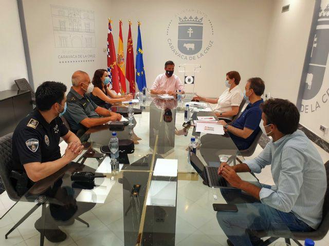 El Ayuntamiento de Caravaca convoca el Comité de Seguimiento Local Covid-19 - 1, Foto 1