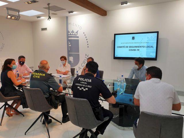 El Ayuntamiento de Caravaca convoca el Comité de Seguimiento Local Covid-19 - 3, Foto 3