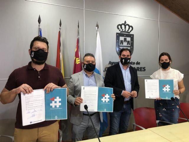 La corporación local de Los Alcázares aprueba más de 80 medidas para la recuperación social y económica del municipio - 1, Foto 1