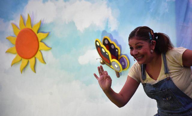 La Cuentacuentos Raquel Torres con Los cuentos de Celia entretuvo a grandes y pequeños - 2, Foto 2