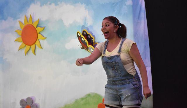 La Cuentacuentos Raquel Torres con Los cuentos de Celia entretuvo a grandes y pequeños - 4, Foto 4
