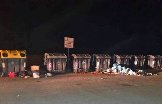El Ayuntamiento reforzará la vigilancia ante el mal uso de los contenedores, que conlleva sanciones de hasta 750 euros - 1, Foto 1