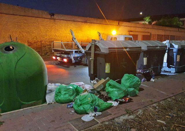 El Ayuntamiento reforzará la vigilancia ante el mal uso de los contenedores, que conlleva sanciones de hasta 750 euros - 3, Foto 3