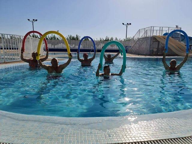 Más de 11.000 personas disfrutan de las piscinas municipales de verano de Puerto Lumbreras en los dos últimos meses - 1, Foto 1