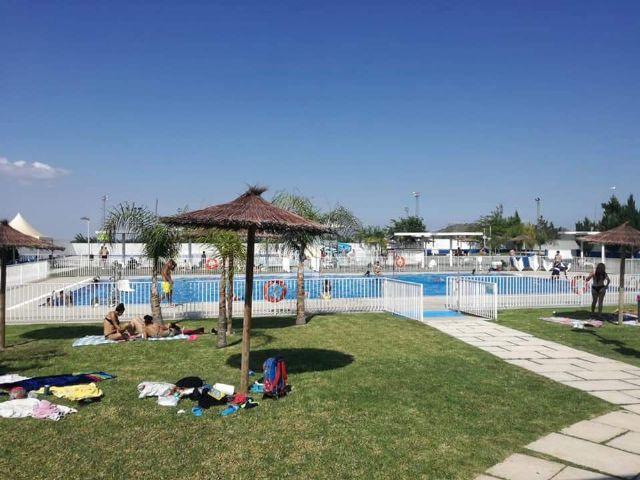Más de 11.000 personas disfrutan de las piscinas municipales de verano de Puerto Lumbreras en los dos últimos meses - 2, Foto 2