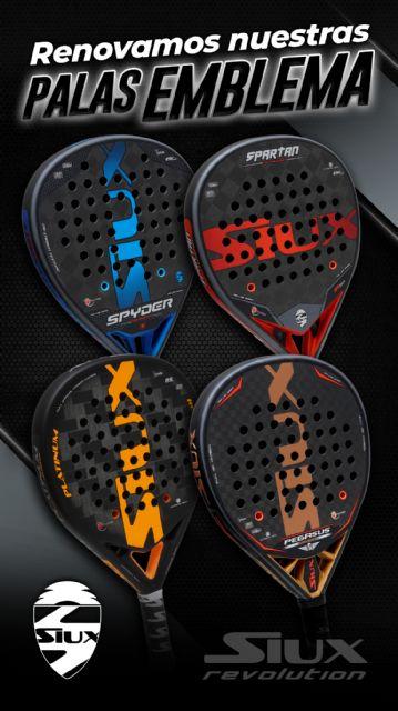 Las palas más emblemáticas de Siux se unen a la gama Revolution - 2, Foto 2