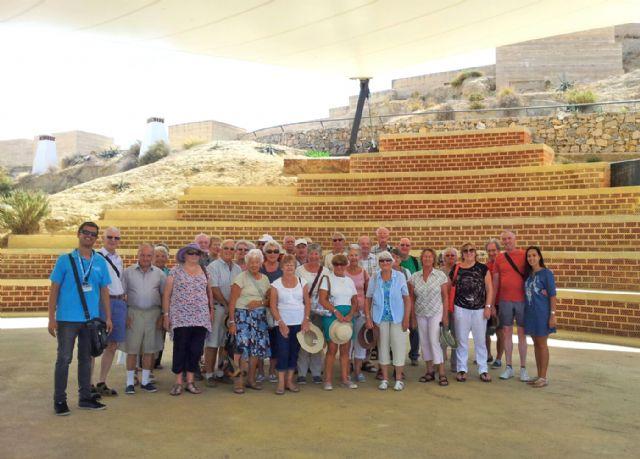Más de 1.200 turistas ingleses visitarán Medina Nogalte - 1, Foto 1