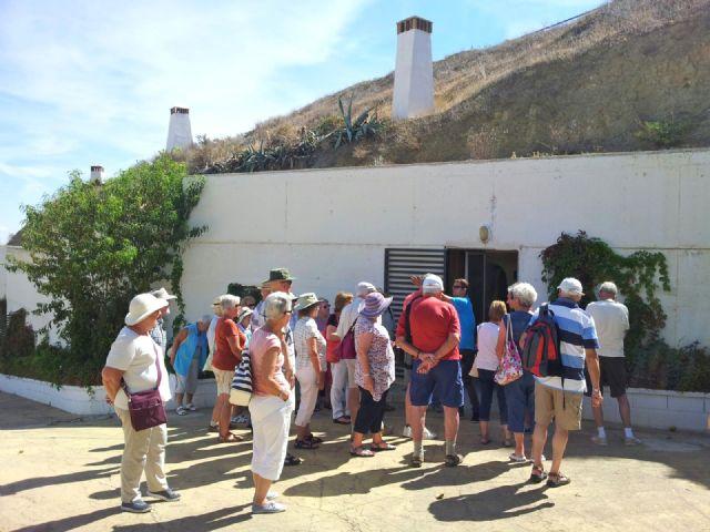 Más de 1.200 turistas ingleses visitarán Medina Nogalte - 2, Foto 2
