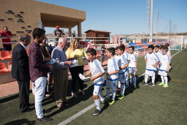 Abierto el plazo de inscripción para la escuela de fútbol de la Fundación Real Madrid - 1, Foto 1