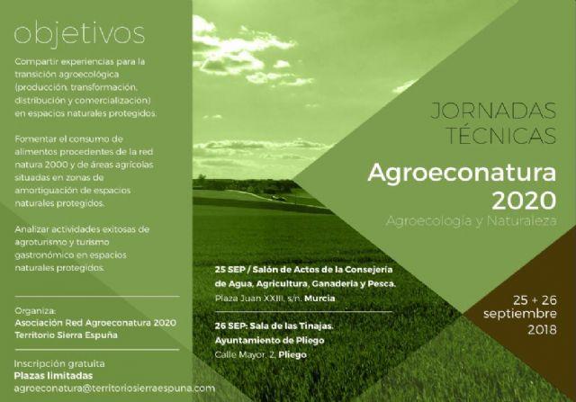 Este miércoles en Pliego se desarrollarán las Jornadas Técnicas del Proyeco Agroeconatura 2020 - 2, Foto 2