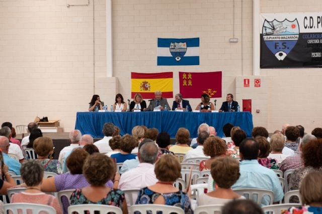 La AECC de Murcia celebró su asamblea anual en Mazarrón - 4, Foto 4