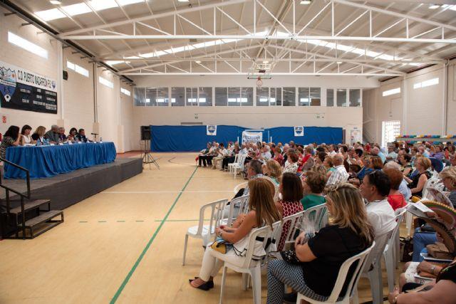 La AECC de Murcia celebró su asamblea anual en Mazarrón - 5, Foto 5