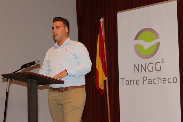 Francisco Conesa, nuevo presidente de Nuevas Generaciones de Torre Pacheco - 1, Foto 1