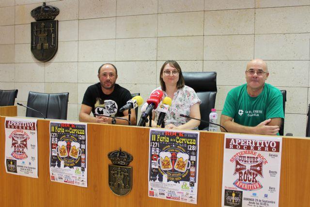 The II Beer Fair is held this weekend in the Plaza de la Balsa Vieja, Foto 2
