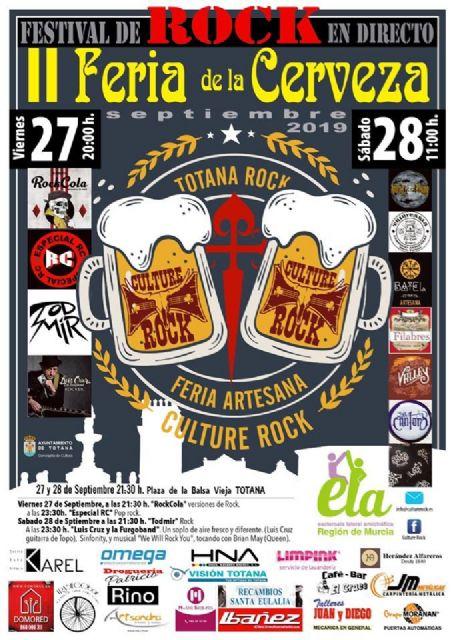 The II Beer Fair is held this weekend in the Plaza de la Balsa Vieja, Foto 4