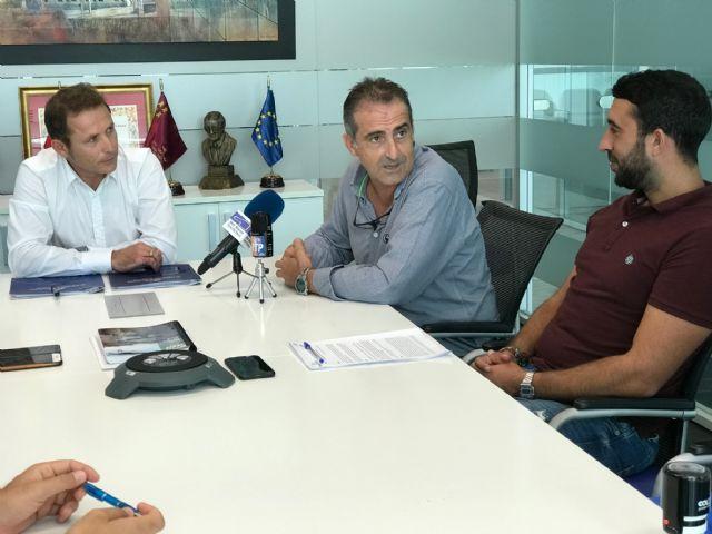 El Ayuntamiento firma convenio de colaboración con el Club de Tenis de Torre Pacheco - 2, Foto 2