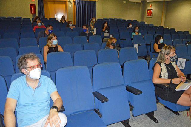 El Ayuntamiento y los centros docentes valoran positivamente los primeros días de la vuelta a clase - 3, Foto 3