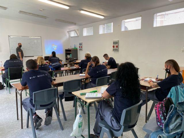 24 alumnos en el proyecto PMEF EJOVEN - 5, Foto 5