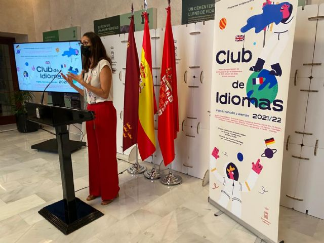 Los Clubes de Idiomas ofrecen casi 400 plazas gratuitas para jóvenes murcianos de 12 a 17 años - 2, Foto 2