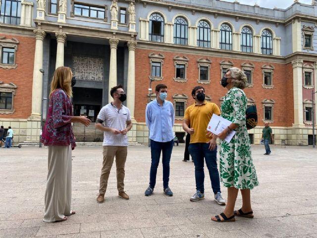 El PP presenta una moción para que el Ayuntamiento de Murcia se adhiera a la Oficina de Atención Social de la UMU - 2, Foto 2