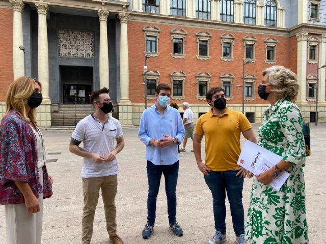 El PP presenta una moción para que el Ayuntamiento de Murcia se adhiera a la Oficina de Atención Social de la UMU - 3, Foto 3